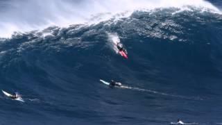 Matt Meola at Jaws - Verizon Wipeout Contender in the Billabong XXL Big Wave Awards 2012