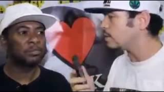 Revolução Rap nas Ruas com Nego Jam