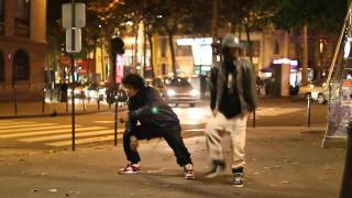 YouTube - Les Twins -Phone Home - Paris France New Style Dance Hyphy Street