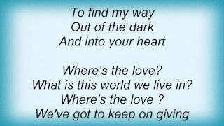 Lenny Kravitz - Stillness Of Heart Lyrics