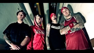 KING CHROME - Busted Knuckles & Swollen Wrists (official music video) | Bleeding Nose Records