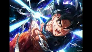 Dragon ball Super Opening 2 Ichirin no Hana {Mad