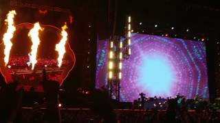 Coldplay - Hymn For The Weekend @ Seoul, Korea 17.04.15