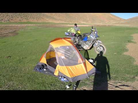 Exped Mira II tent