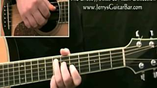 How To Play Crosby, Stills & Nash Guinnevere Introduction