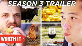 Worth It Season 3 Trailer