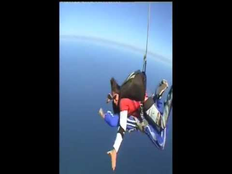 Sky Dive – Plettenberg Bay, South Africa