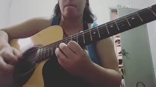 Luan Santana-Você não sabe o que é amor (violão solo)