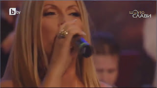 Indira Radic - Pusti me - (LIVE) - Slavi´s Show - (TV BTv 2012)