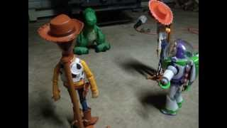 Toy Story of Terror Re-enactment HD