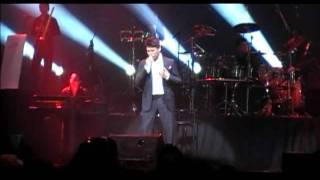 Americo - Ten Pena por Tí ( Movistar Arena, Chile - 30.07.2011 )