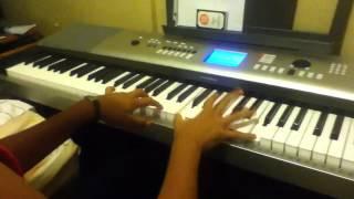 Practicing merengue