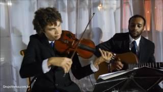 Aleluia Shrek (Leonard Cohen) - Violino - Música Instrumental para Casamento