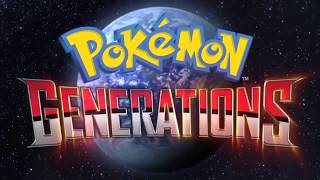 AMV Pokemon Generations ~ Superhero