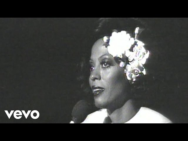 "Vídeo de ""Lady Sings the Blues"" de Diana Ross"
