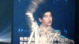 Jay Chou Era 1/8/11 Los Angeles Concert 2011 Part 8 周杰倫 - 簡單愛