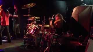 LA ROCKS - Say What You Will Live (Drum View) FASTWAY
