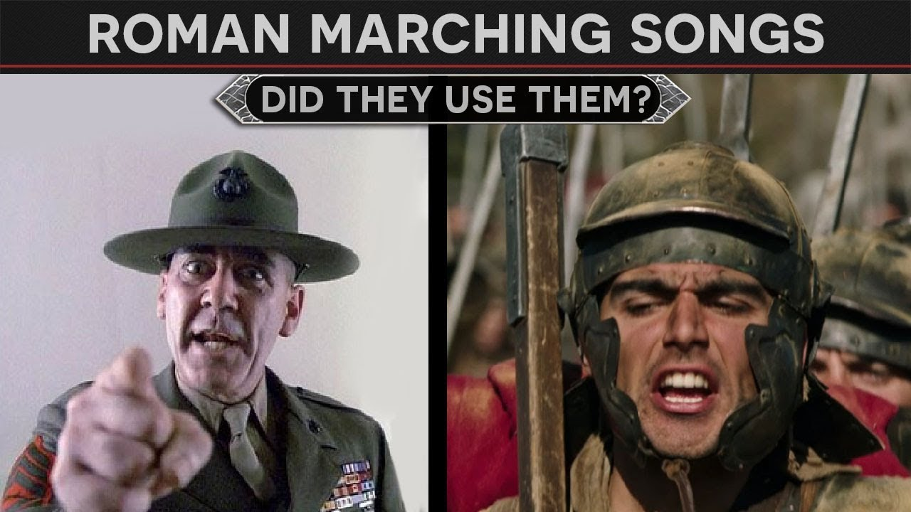 Did the Roman Army Use Marching Songs? (ft. Metatron)