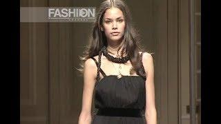 ALESSANDRO DELL`ACQUA Fall Winter 2005 Menswear Milan - Fashion Channel