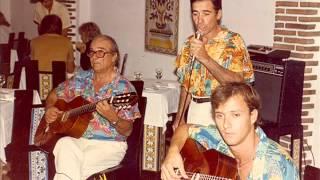 """O meu baú das recordações - Trio Mariani -""""Manhã de Carnaval"""""""