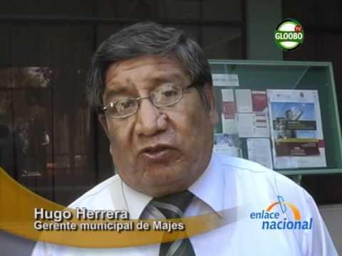 Denuncian mala construcción en Parque de los Dinosaurios en Majes