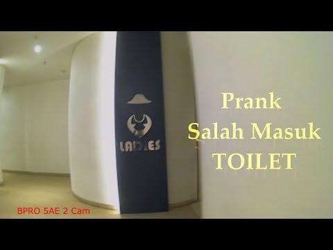 Download Video Prank Salah Masuk TOILET   PRANK INDONESIA   MRFPRANK#2