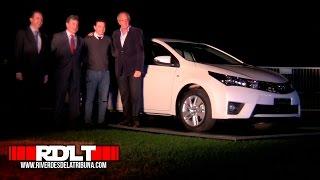 Premio Toyota por la obtención de la Libertadores