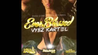 Vybz Kartel - Ever Blessed (Raw) by RvssianHCR - Nov 2012