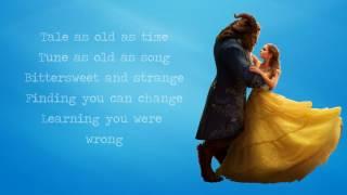 """Beauty and the Beast"" Lyrics - Leroy Sanchez & Lorea Turner"