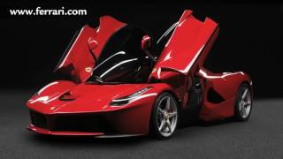Ferrari LaFerrari Advertising with Elektor Project Music (Watermarked)