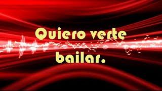 El Jocotillo Marimba Band - Quiero Verte Bailar (Official Lyric Video)
