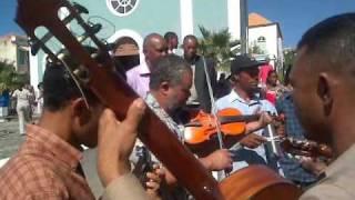 Musiker auf Fogo - Musicians on Fogo (Cape Verde, Cabo Verde)
