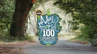 New Forest 100 2016 Video