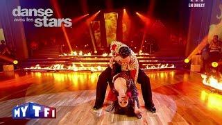 DALS S02 - Un tango avec Shy'm et Maxime Dereymez sur ''Espana cani'' (Pascual Marquina Narro)