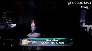 Nicole Gatti (Adriana Foster) Pienso En- Ti Video HD