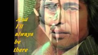 LOVE IS ALL (WITH LYRICS) = ENGELBERT HUMPERDINCK