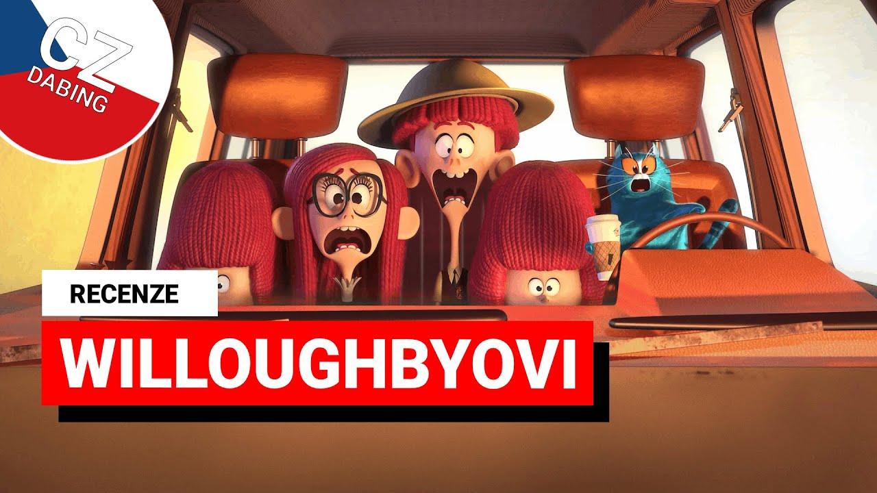 RECENZE: Willoughbyovi - může nový Netflix animák soupeřit s Pixarem?