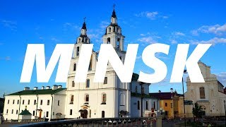 A TOUR OF MINSK, BELARUS | Is It Worth Visiting?