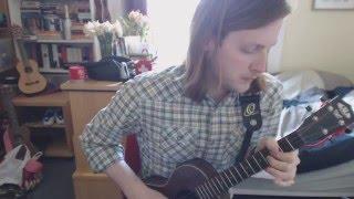 Sunshine of your love cover -- ukulele and uke bass
