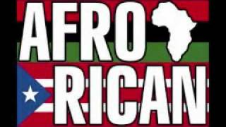 """AFRO-RICAN """"LET'S GET LOOSE"""" (HIP ROCK RECORDS)"""