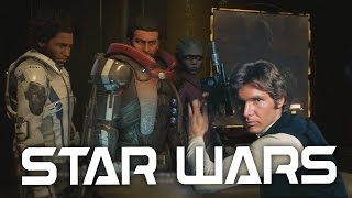 Mass Effect Andromeda: Star Wars, Han Solo reference