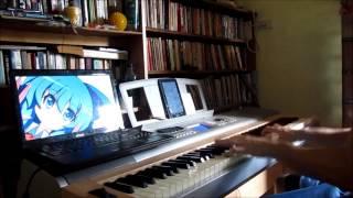 Kuroko no Basket (黒子のバスケ) S2 OP - The Other Self - piano version