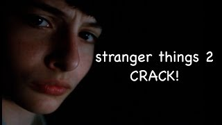 stranger things 2 CRACK