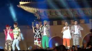 Beast - It's Not Me (내가 아니야) Inkigayo Comeback Performance Pre-recording 2012/07/26