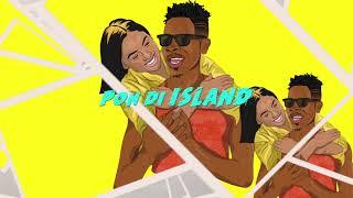 Shatta Wale - Island (Official Lyrics Video)