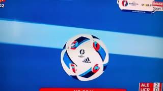 Resumo do jogo Alemanha-Ucrânia( Euro 2016)