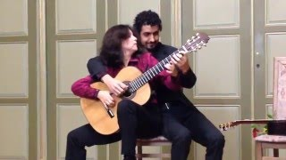Duo Siqueira Lima - four hands and one guitar