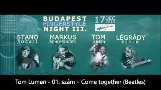 Tom Lumen - 01. szám - Come together (Beatles)