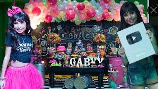 Minha festa de 11 anos - Baile Funk da Gabyy