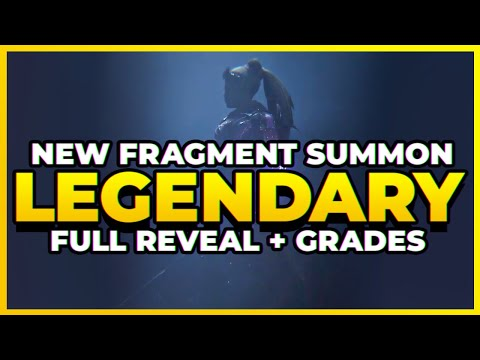 RAID | NEW LEGENDARY FRAGMENT SUMMON! FULL REVEAL + GRADES!
